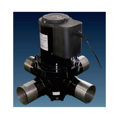 Bistable 4-way reversing valve