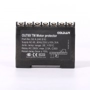 OUT69 TM Motor protector