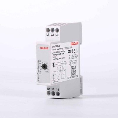 DPA53CM48 3 Phase Monitoring Relay
