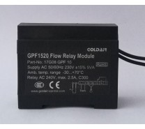 Oil flow relay moduel
